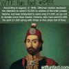 the generosity of the turkish sultan wtf fun