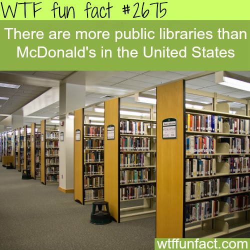 The good things about the USA - WTF fun facts