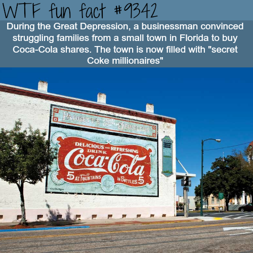 The Great Depression - WTF fun facts