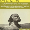 the great sphinx of giza wtf fun facts