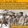 the gulf war
