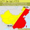 the heihe tengchong line wtf fun facts