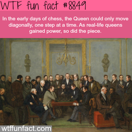 The History of Chess - WTF fun facts