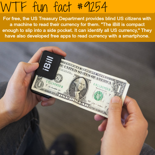 The iBill - WTF fun facts