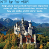 the inspiration for disneys castles wtf fun