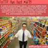 the key to losing weight wtf fun facts
