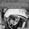 the landing of yuri gagarin from space wtf fun