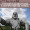 the legend of genghis khan wtf fun fact