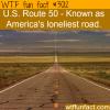 the lonelest road in america