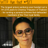 the longest prison sentence wtf fun fact