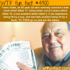 the luckiest man in the world wtf fun facts