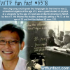 the man with the highest iq in the world wtf fun