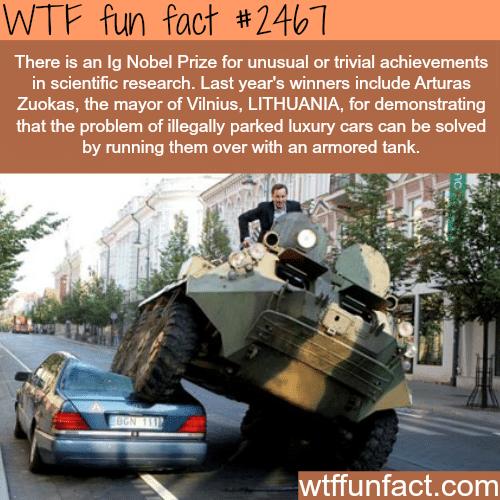 The Mayor of Vilnius