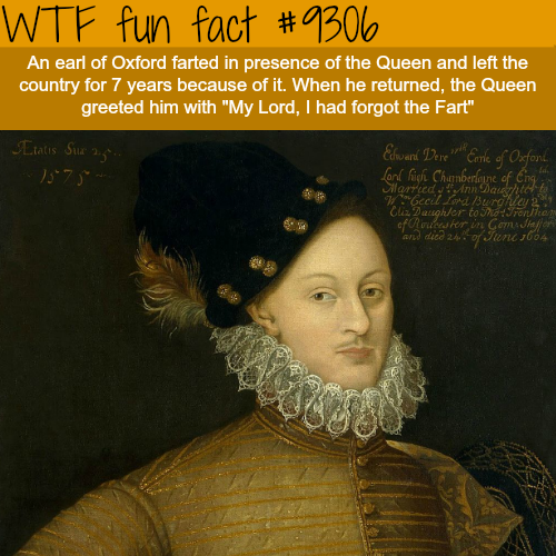 The most embarrassing fart - WTF Fun Fact