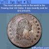 the most valuable coin wtf fun facts
