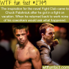 the movie fight club inspiration