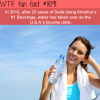 the number one beverage in america wtf fun facts
