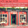 the oldest pub in ireland wtf fun facts