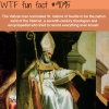 the patron saint of the internet wtf fun fact