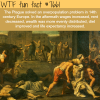 the plague facts