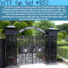 the poison garden wtf fun facts