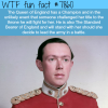 the queens champion wtf fun facts