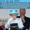 the queens purse wtf fun facts