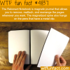 the rekonect notebook wtf fun facts