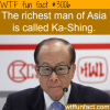the richest man in asia