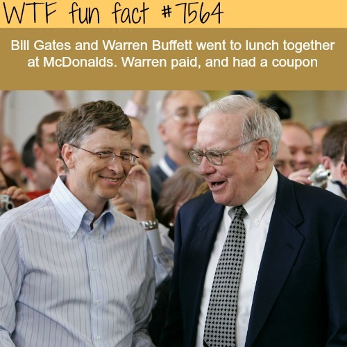 The richest men in the world - WTF fun facts