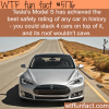 the safest car in the world wtf fun facts
