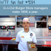 the salary of in n out burger store managers wtf