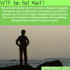 the smartest people wtf fun facts