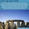 the stonehenge wtf fun fact