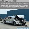 the tesla model s is the safest car
