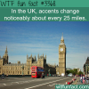 the uk accents