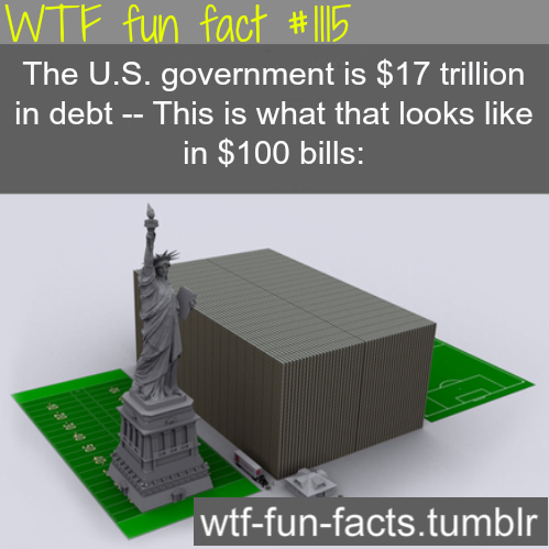 (SOURCE) the United States national debt