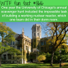 the university of chicago students built a nuclear