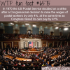 the us congress wtf fun facts