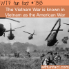 the vietnam war wtf fun facts