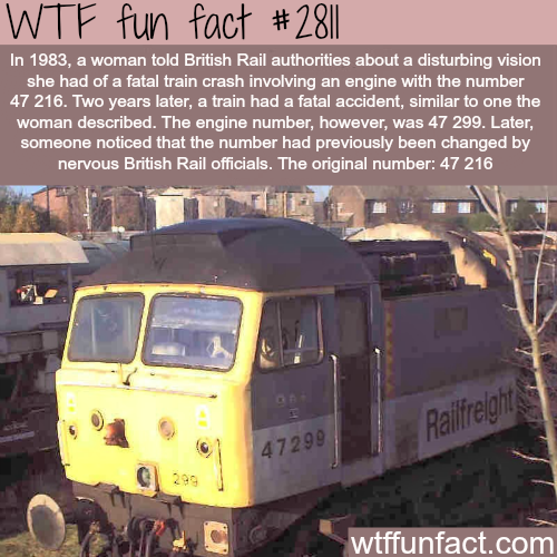The weirdest Coincidence in history - WTF fun facts