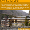 the worlds oldest hotel wtf fun facts
