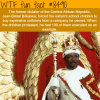 the worst humans in history wtf fun facts
