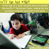 the youngest it technician in the world