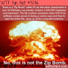 the zip bomb a file that could crash your