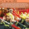 theme park kidzania wtf fun facts