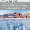 theres a lake baikal in russia that is a thousand