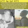 thief wearing a walmart employee uniform stole