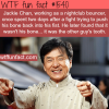 things you never knew about jackie chan