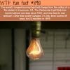 this light bulb has been burning for over 100